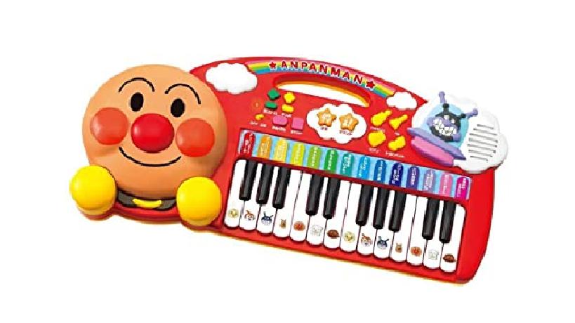 アンパンマン ノリノリ音楽キーボードだいすき 販売価格3,500円