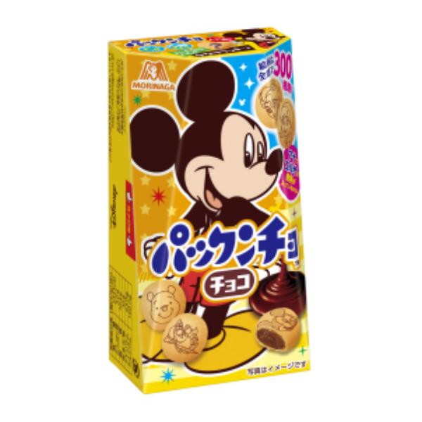 パックンチョチョコ 森永製菓 販売価格70円(税抜)